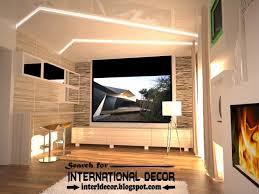 modern pop false ceiling designs ideas 2015 led lighting for living