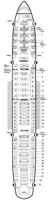 Ek Airlines Seating Plan 777 American Airlines