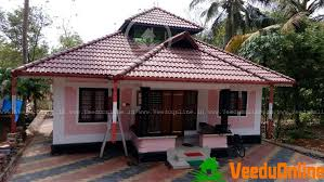 traditional home design. 1010 sq ft single floor 2 bhk traditional home designs design