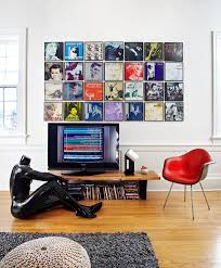 Wall Collage Living Room Urban Design Collage Living Room Transitional With Urban Style