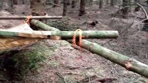 simple tree platforms. Simple Sleep Platform Off The Floor In Trees Tree Platforms