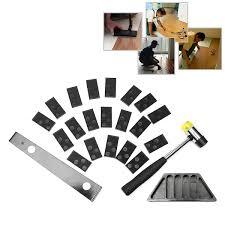 wood flooring laminate installation kit set wooden floor ing tool for home