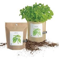 garden in a bag. Amazon.com : Potting Shed Creations Garden In A Bag - Basil Plants \u0026 Outdoor