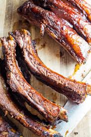 smoked beef back ribs perfect moist