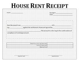 house rent receipt pdf simple pdf house rent receipt template sample blank vesnak