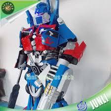 hot transformers 3 2 45m optimus prime superhero cosplay costume diy
