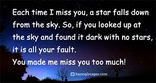 Miss You And Love You Quotes Stunning Miss You Quotes Sayings About Missing You SayingImages