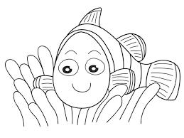 Alla Ricerca Di Nemo Disegni Da Colorare E Stampare Gratis