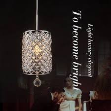 crystal chandelier lighting fixture ceiling lamp pendant light for kitchen bar