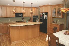 Kitchen Cabinets And Flooring Combinations Kitchen Cabinets And