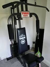 York 401 Home Gym Manual