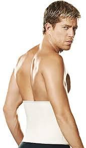 Fajas Colombianas Size Chart Ann Chery 2031 Clasica Latex Hombre Fajas Colombianas Men Bodyshaper