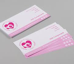 Compliment Slip Printing Personalised Compliment Slips
