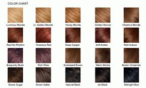 Cinnamon Hair Color Chart Brown Hair Color Chart Sophie Hairstyles 9484