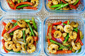 sheet pan shrimp fajitas one sheet pan shrimp fajitas for clean eating food prep clean