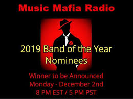 Music Mafia Radio - Music Mafia Radio 2019 Band of the Year Nominees |  Facebook