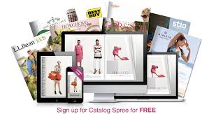 hot catalog spree up to 50 free gift cards