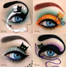 a new meaning to eyes makeup