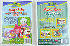 Summertime With Max U0026 Ruby Max Plays Catch  Treehouse Direct Max And Ruby Episodes Treehouse
