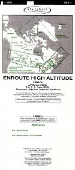 Hi56 High Altitude Enroute Chart 5 6