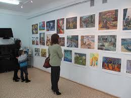 Выставка дипломных работ выпускников художественной школы  Выставка дипломных работ выпускников художественной школы откроется в Бердске