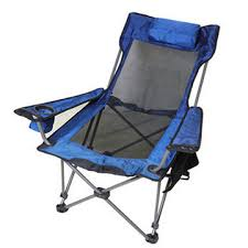 outdoor camping chair. China Heated Outdoor Metal Folding Fabric Camping Chair O
