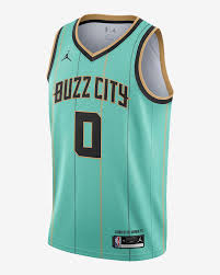 The suns' city edition jersey features a pixelated desert sunset that also forms the broad outline of camelback mountain. Charlotte Hornets City Edition Jordan Nba Swingman Jersey Nike Com