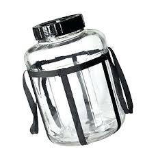 wide mouth glass carboy 5