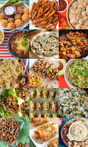 20 Healthy Game Day Recipes - Eat Yourself Skinny