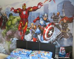 Marvel Wallpaper For Bedroom Dulux Bedroom In A Box Avengers Assemble Review Youtube