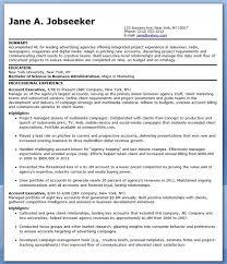 Inspiring Advertising Account Executive Jobs Job Description Sample