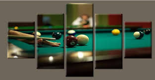 2017 unframed wall art canvas modern painting billiards printed pictures home decoration in painting calligraphy from home garden on aliexpress  on pool billiards wall art with 2017 unframed wall art canvas modern painting billiards printed