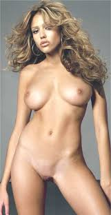 Jessica alba naked and topless     Stars real     porn archives and