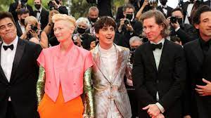 The French Dispatch' rolls into Cannes ...