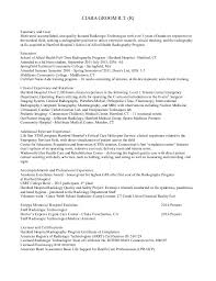 Medical Student Resume Cool CG RTR Resume