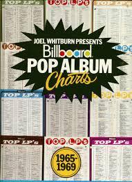 Pop Charts 1993 Joel Whitburn Bücher Books Billboard Pop Album Charts 1965