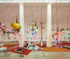 Revisiting the Hypnotic Work of Jason Rhoades The Hundreds