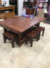 Coffee Table Chairs Coffee Table Chairs For The Kids O Pallet Ideas O 1001 Pallets
