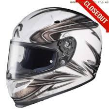 economical affordable hjc rpha 10 evoke helmet mc 10silver white