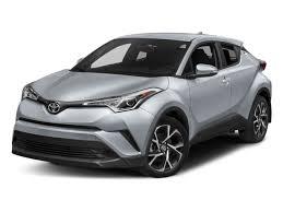 2018 toyota build. Wonderful Toyota 2018 Toyota C_HR Inside Toyota Build