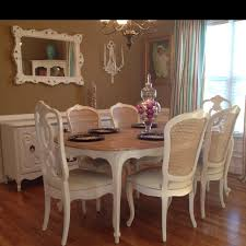 Gorgeous French Provincial Dining Set for sale $1500