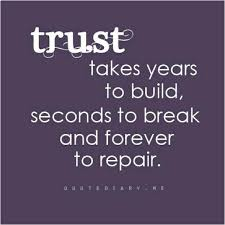 Trust Quotes. QuotesGram via Relatably.com