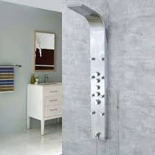 jacuzzi shower tower parts j reviews golden vantage stainless steel panel