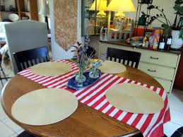 modern placemats for round table gallery fresh on window set