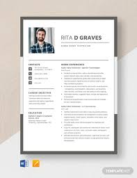 Audio Resume Audio Visual Technician Resume Template Word Apple Pages