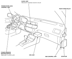 Honda crv fuel pump location fuse box diagram 1994 honda civic ex at nhrt