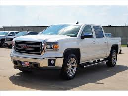 gmc sierra 2015 white. Interesting Sierra 2015 GMC Sierra 1500 SLT In White Diamond Tricoat For Sale Fort Smith  AR  New At Harry Robinson Buick 15802 Throughout Gmc A