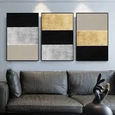 canvas painting diy 3 piece canvas art