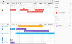 Project Planning Timeline Planning A Project Ftrack Dev Documentation
