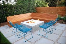 modern patio fire pit. Wonderful Patio Modern Fire Pit Concrete Outdoor Designs To Modern Patio Fire Pit E